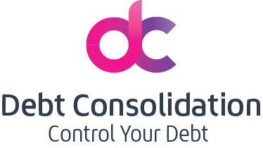 debt consolidation logo