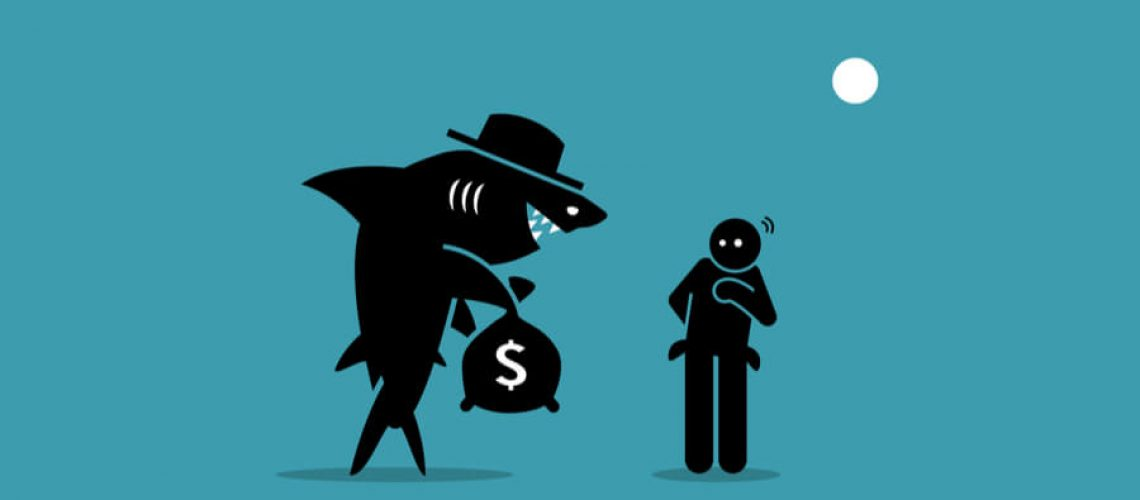 The Dangers of Payday Lenders